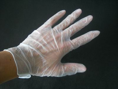 HT184 PVC gloves